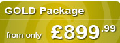 Gold Package from only £899.99